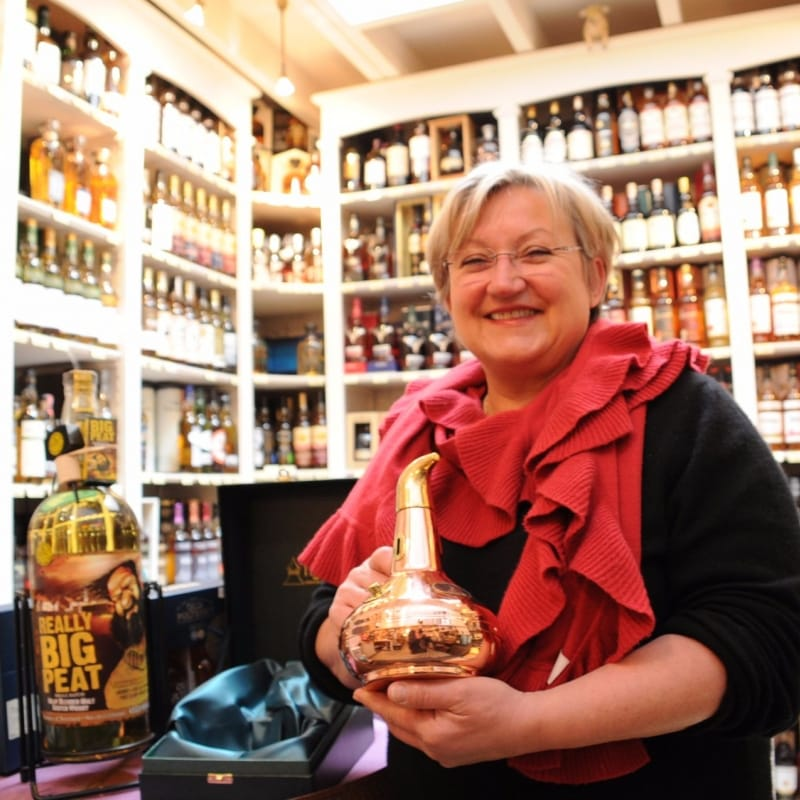 Cave Saint-Jacques - Whisky Shops - Whisky Trail Belgium