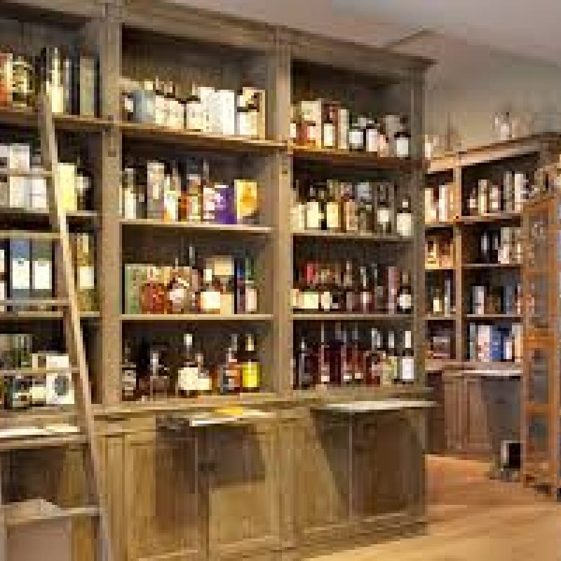 Anverness - Whisky Shops - Whisky Trail Belgium
