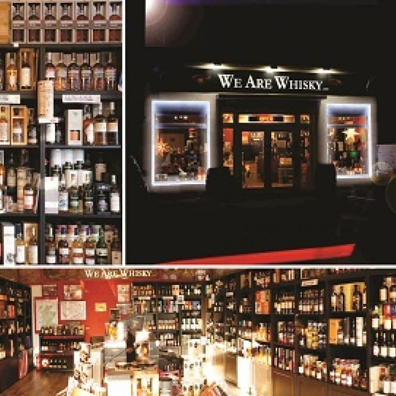 We Are Whisky - Whisky Shops - Whisky Trail Belgium