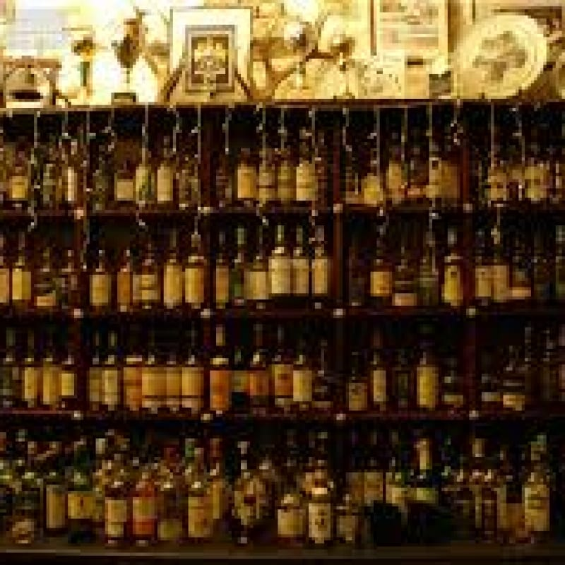 The Glengarry - Pubs & Bars - Whisky Trail Belgium
